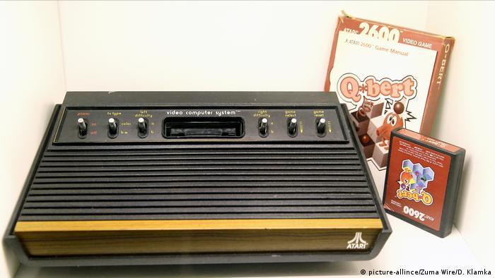 Atari 2600 (picture-allince/Zuma Wire/D. Klamka)