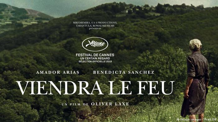 A poster from the film Fire Will Come / Viendra le Feu / O que arde
