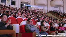 Nordkorea | Konzertbesuch Kim Jong Un