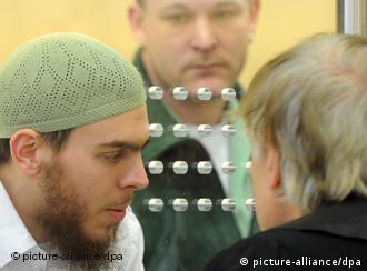 dschihadisten in deutschland