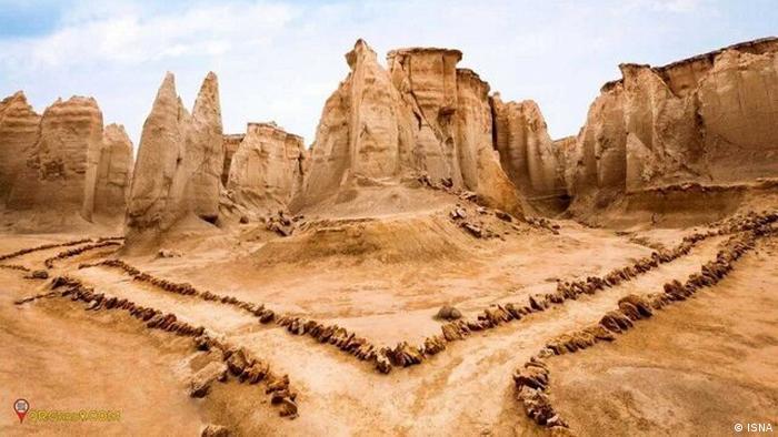 Iran längste Salszhöhle