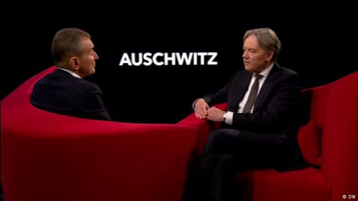 DW TV AEW Auf ein Wort mit Norbert Frei | Auschwitz