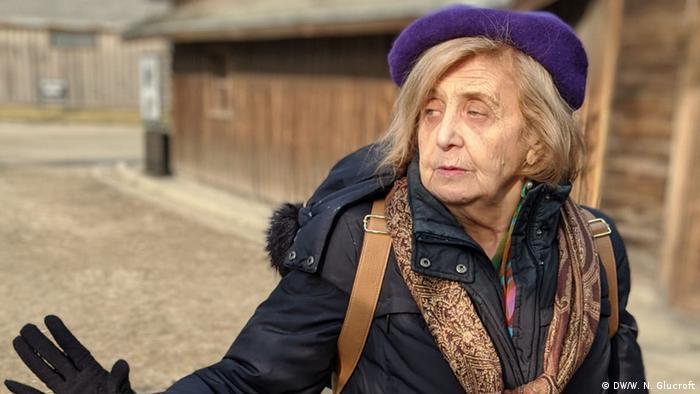 Auschwitz-Birkenau     Tova Friedmann