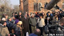 Polen Gedenken l Das Konzentrationslager Auschwitz, 75. Jahrestag der Befreiung