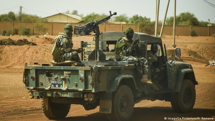 Малійські військові