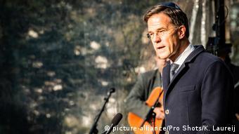 Kryeministri i Holandës, Mark Rutte