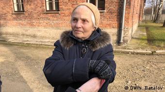 Нацисты набили Нине Лебедевой этот номер, когда ей было пять лет