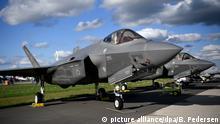 USA Rüstungsexport l Lockheed Martin F-35 Tarnkappenjet