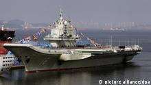 China Rüstungsexport l Der chinesische Flugzeugträger Liaoning
