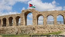 Jordanien Messerüberfall in Jerash