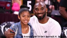 BG Kobe Bryant | Kobe mit seiner Tochter Gianna (2019)
