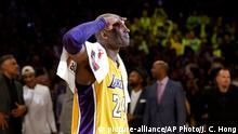 BG Kobe Bryant | Kobe Bryants letztes Spiel (2016)