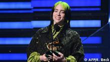 62. Grammy-Auszeichnungen | Billie Eilish