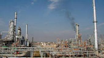Industrie Iran Ölindustrie
