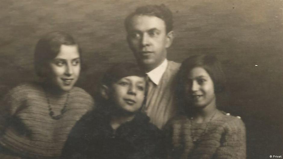 """""""Meine Kindheit war Angst"""": Erinnerungen an die Pogromnacht"""