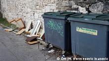 Kroatien Müllwirtschaft
