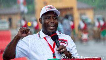 Evariste Ndayishimiye a été désigné candidat du CNDD-FDD le 26.01.2020