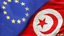 Symbolbild Beziehungen Tunesien Europäische Union