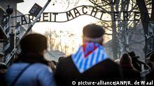 Gedenken in Auschwitz zum 75. Jahrestag der Befreiung