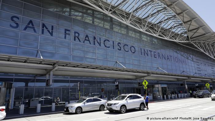 San Francisco Flughafen