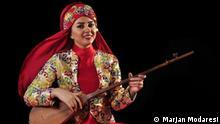 Yalda Abbasi, iranische Sängerin