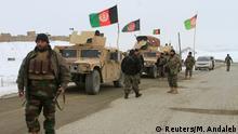 Afghanistan Ghazni Drovinz, Deh Yak | Absturz von US-Militärflugzeug