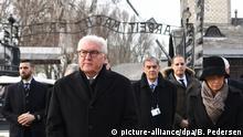 Polen Holocaust Gedenktag 75. Jahrestag Befreiung Auschwitz