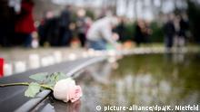 Deutschland Holocaust Gedenktag 75. Jahrestag Befreiung Auschwitz