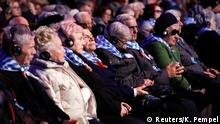 75. Jahrestag, Befreiung, Auschwitz