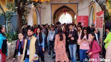 Indien Jaipur Literatur-Festival 2020   Impression (DW/J. Sehgal)