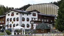 Hotel Schweiz Intercontinental Davos