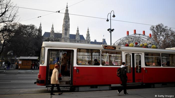 Bonde em Viena