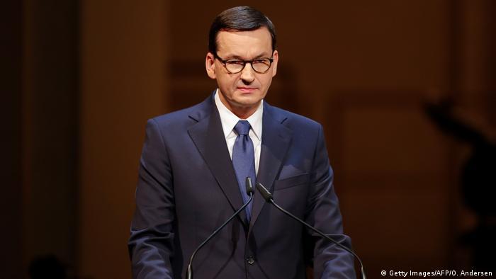 Premier Mateusz Mazowiecki zaapelował o poszanowanie prawdy historycznej