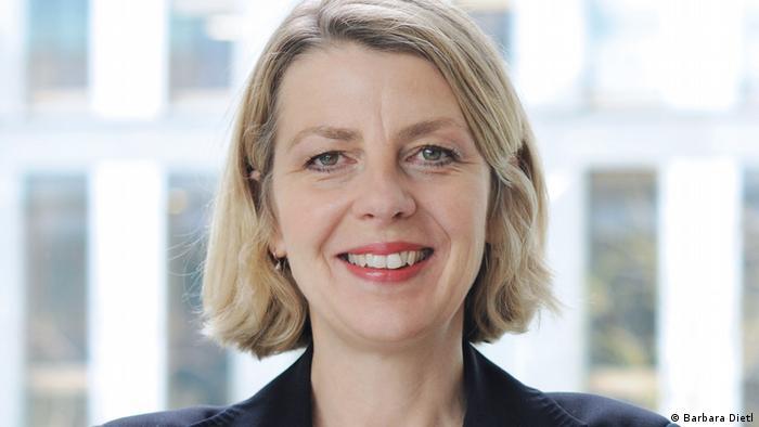 Sabine Andresen, Vorsitzende der Unabhängigen Kommission zur Aufarbeitung sexuellen Kindesmissbrauchs (Barbara Dietl)