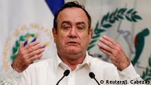Die Präsidenten von El Salvador und Guatemala treffen sich