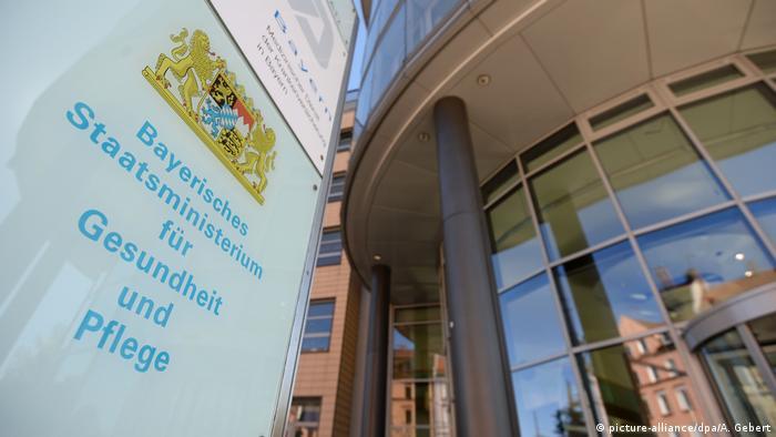 Secretaria de Saúde da Baviera