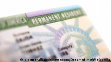 US Greencard - Permanent Resident Card