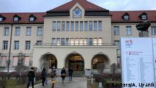 Deutschland Coronavirus Klinikum Schwabing