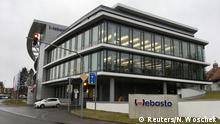 Deutschland Coronavirus Webasto Hauptquartier