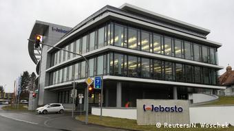 Τα κεντρικά της Webasto στο Στόκντορφ (κοντά στο Μόναχο)