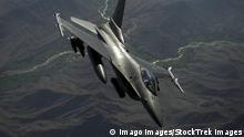 Afghanistan US-Kampfjet F-16C