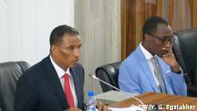 28.01.2020 Ethiopian attorney General Birehanu Tsegaye at Parliament