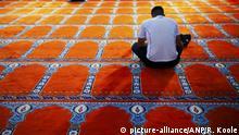 Symbolbild Muslime in den Niederlanden