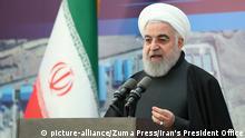 Iran Teheran | Hassan Rohani, Präsident