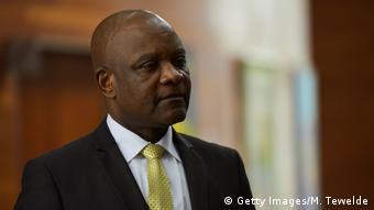 John N. Nkengasong Afrika Africa Centres for Disease Control