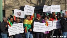 Bring Back our girls, Demonstration, DC Dembi Dollo, Universität