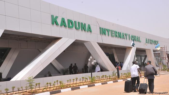 Nigeria Kaduna International Airport Flughafen