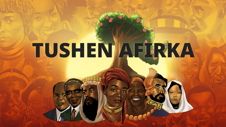 African Roots, Key Visual 2020, Picture Teaser Haussa