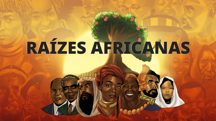 African Roots, Key Visual 2020, Picture Teaser Portugiesisch