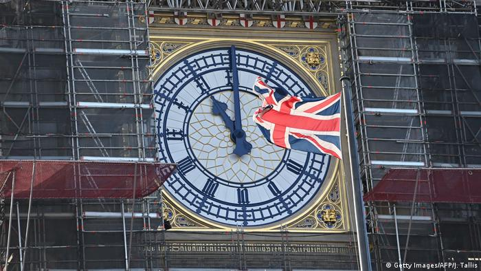 Brexit - Flagge der UK